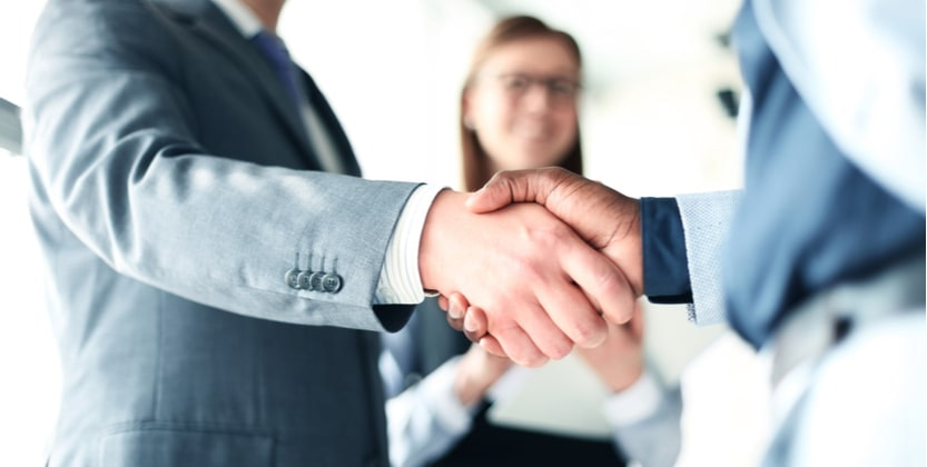 personal injury victim hiring an attorney