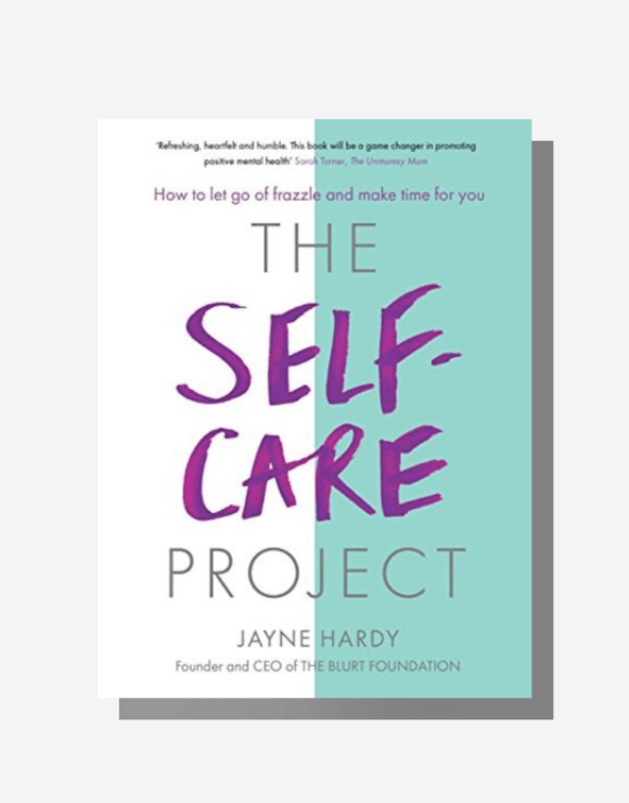 Front cover of the self care book