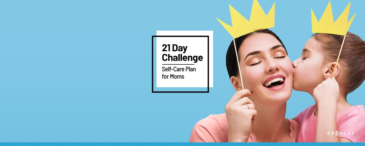 21 DAY Self-Care Plan for Moms