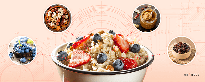 We deconstruct your oatmeal recipes