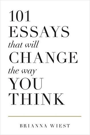 101 essays book