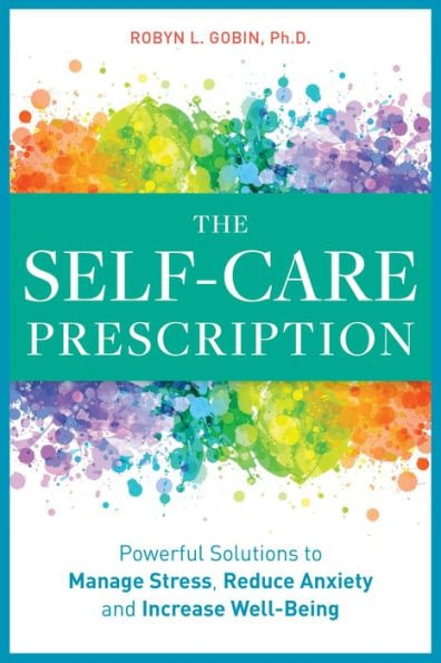 Self help book The Self-Care Prescription by Robyn L. Gobin