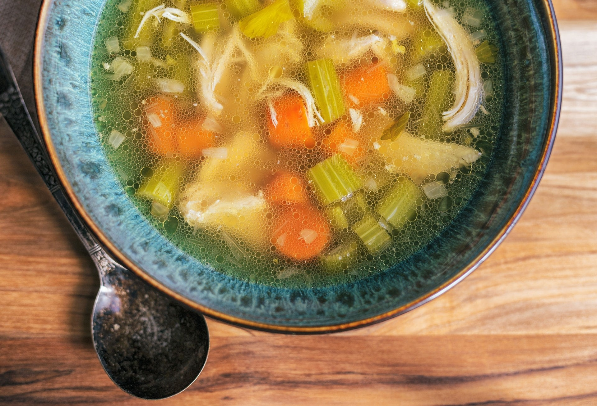 chicken soup for natural cold remedies that work fast