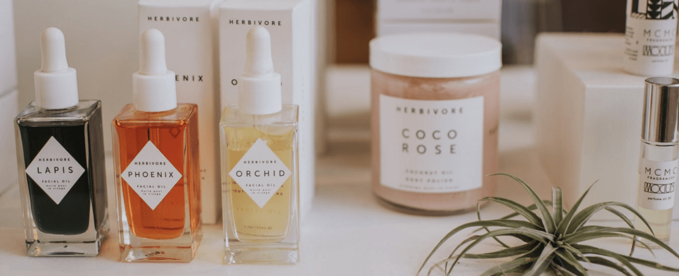 Clean brands for skincare that we all love.