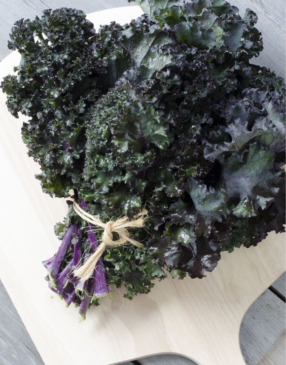 When it comes to antioxidant-rich foods, kale prevails