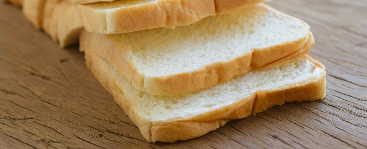 White bread is less healthy compared to whole grains for diabetics