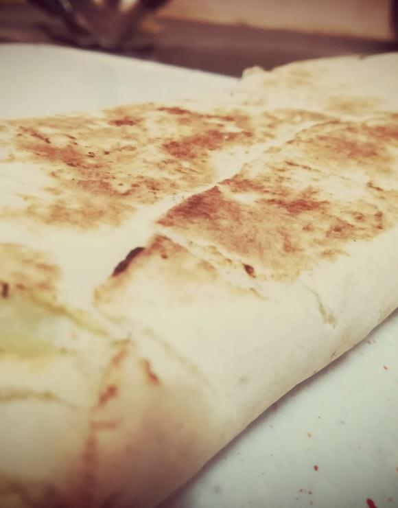 gluten-free Coconut Flour Flatbread