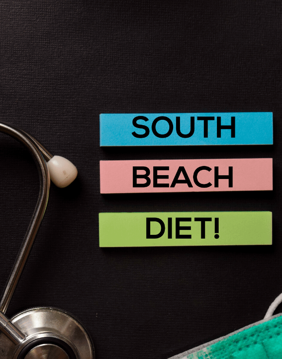 An image representing the South Beach Diet