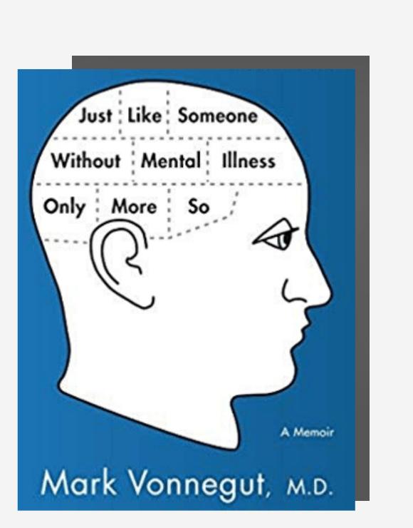 Mental health memoir
