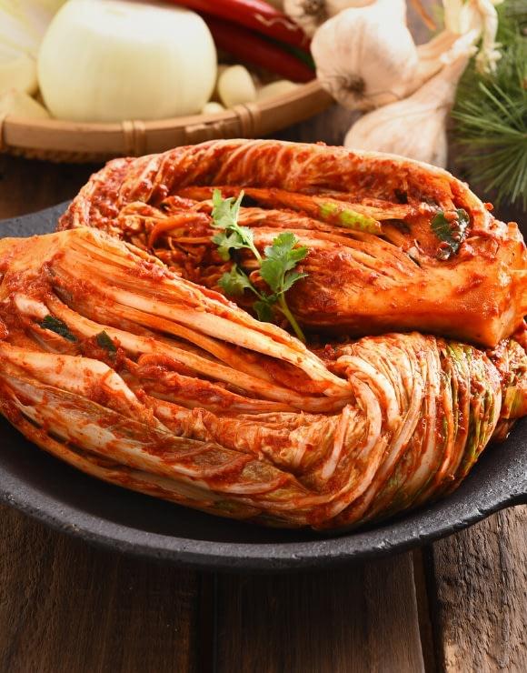 Fermented Korean Kimchi