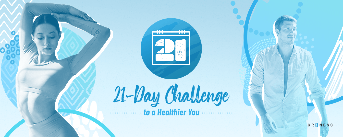 21-Day Challenge to a Healthier You