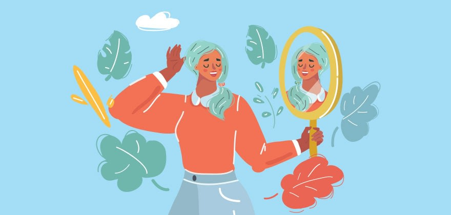 become a self-care master