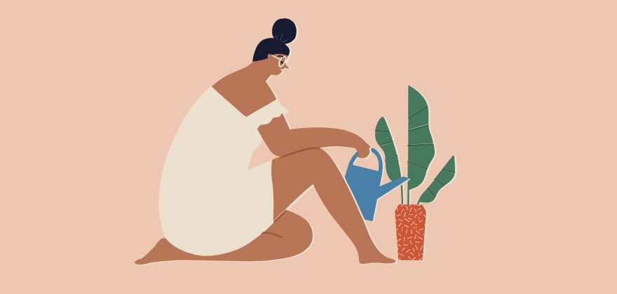 getting started with self-care