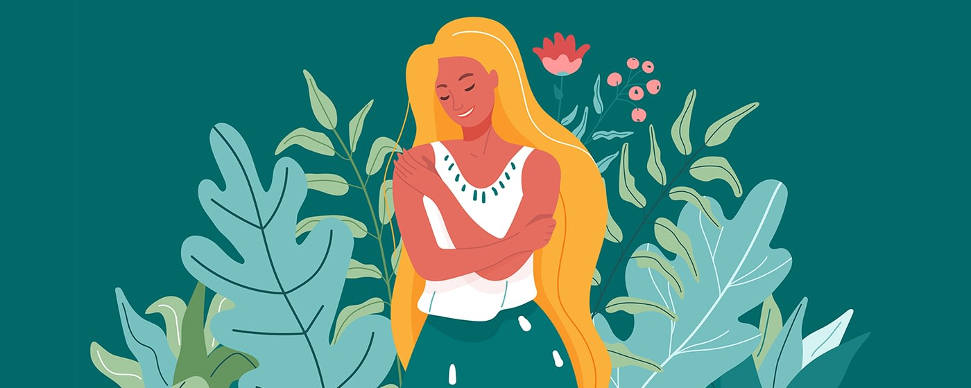love yourself illustration